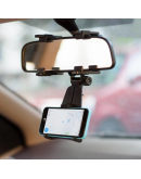 Mobile holder for front mirror