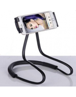 Mobile holder for the neck