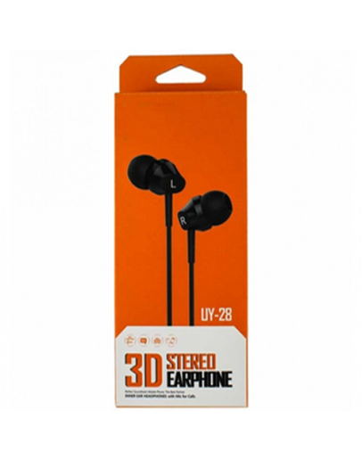 3D Stereo Earphone